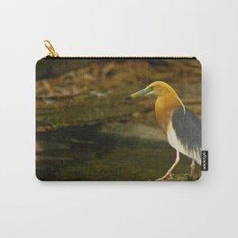 Javan Pond Heron Carry-All Pouch