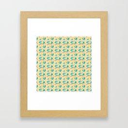 KT Damsel 2 Framed Art Print