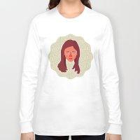 buffy the vampire slayer Long Sleeve T-shirts featuring Buffy Summers - Buffy the Vampire Slayer by Kuki