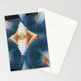 Random 3D No. 120 Stationery Cards