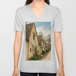 Beautiful Bibury Unisex V-Neck