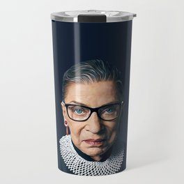 RUTH BADER GINSBURG Travel Mug