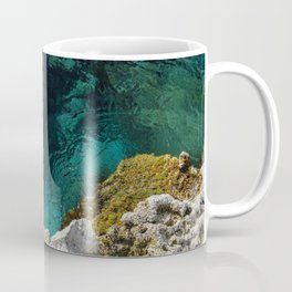 Cyprus Sea III Coffee Mug