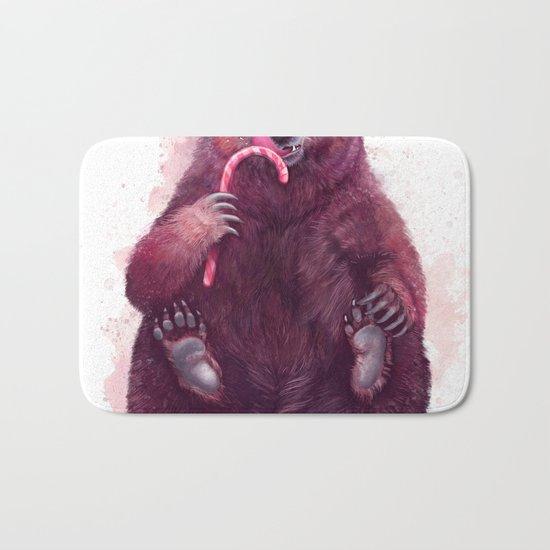 sweet bear Bath Mat