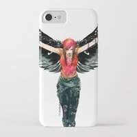 punk iPhone & iPod Cases featuring Punk by akreon