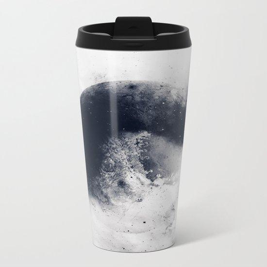 Yin & Yang Metal Travel Mug