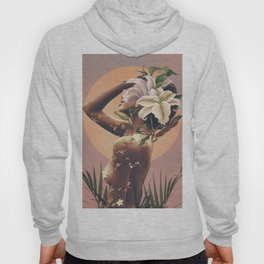 Floral beauty 3 Hoody