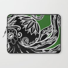 Pulpo Xochimilco Laptop Sleeve