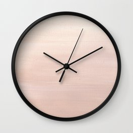 Sandstorm at The Nameless City, 1995 Wall Clock