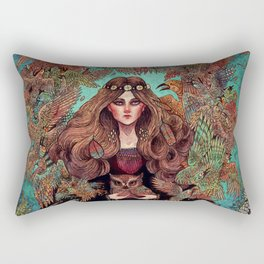 Augury Rectangular Pillow