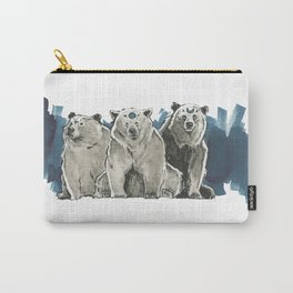 The Bear Clan Carry-All Pouch