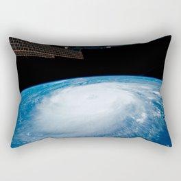 ISS Hurricane Rectangular Pillow