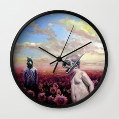 Come on little Timmy Wall Clock