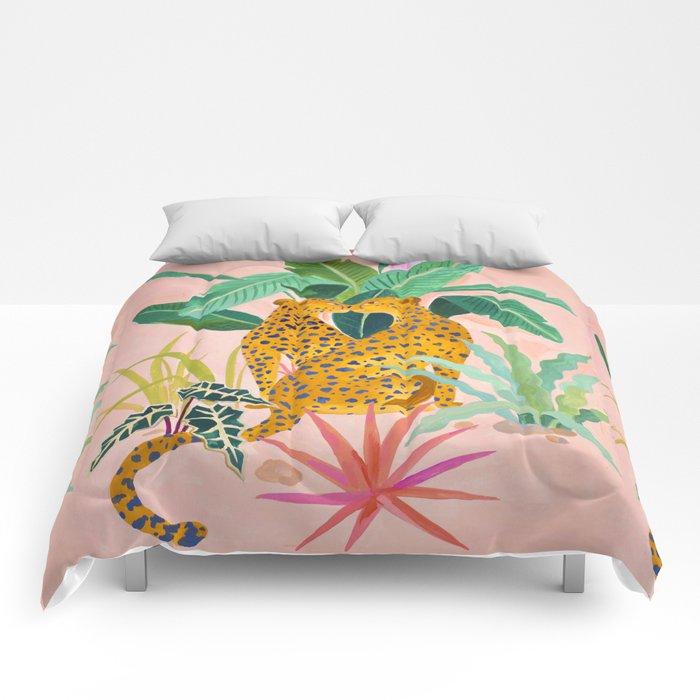 Cheetah Crush Comforters