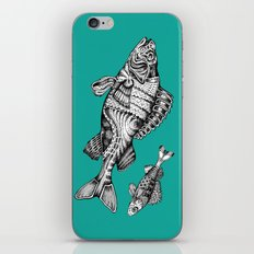 Fishes iPhone & iPod Skin