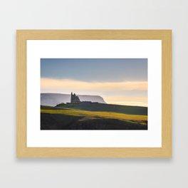Classiebawn Castle in Couty Sligo - Ireland Prints (RR 264) Framed Art Print