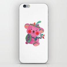 The Pink Koala iPhone & iPod Skin