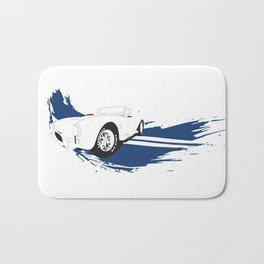 Shelby Cobra Vector Bath Mat