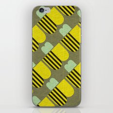 B's iPhone & iPod Skin
