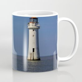 New Brighton Lighthouse Coffee Mug