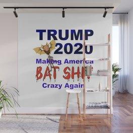 Trump 2020 Campaign Humor Wall Mural