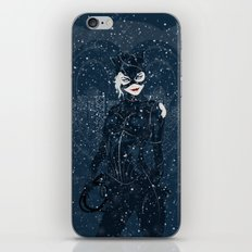 ME-OW. Catwoman Returns iPhone & iPod Skin