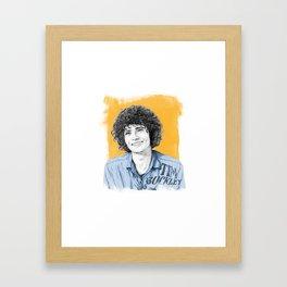 Tim Buckley Framed Art Print