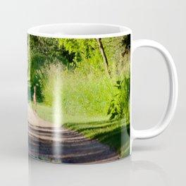 Evening Walk Coffee Mug