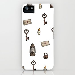 Vintage collection iPhone Case