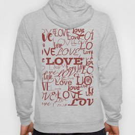 Love, love, love! Hoody