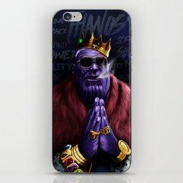 Thanos - Infinite Succes iPhone Skin