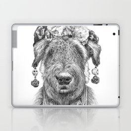 Suusi Kahlo Laptop & iPad Skin