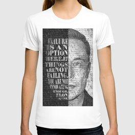 Elon Musk quote T-shirt