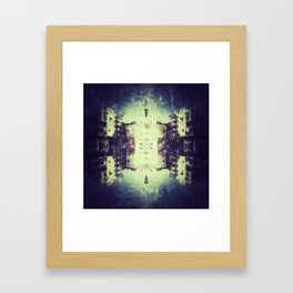 112 Framed Art Print
