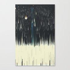 warpspeed Canvas Print