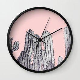 CACTI IV Wall Clock