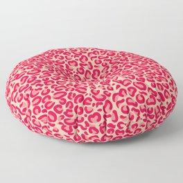 Leo pattern Floor Pillow