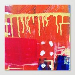 Rain 02 Canvas Print