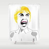 shower Shower Curtains featuring Shower by Alvaro Tapia Hidalgo