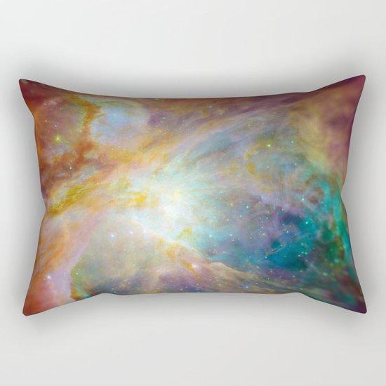 Orion Nebula Rectangular Pillow