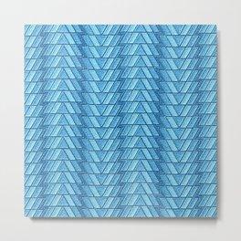 Geometrix 130 Metal Print