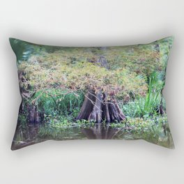 Louisiana Bayou Rectangular Pillow
