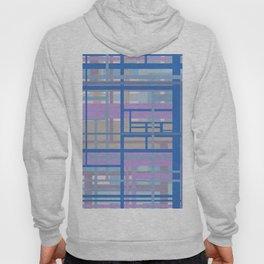 Industrial Pattern Hoody