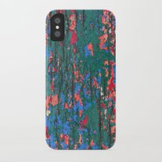 Chipping Paint iPhone X Slim Case