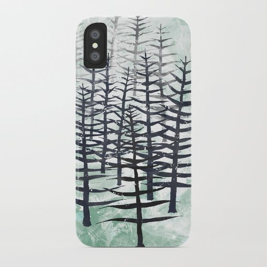 January iPhone Case
