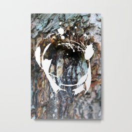 wicker ~ nature photo manipulation Metal Print