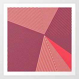 Geometric Design No1 Kunstdrucke
