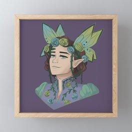 Oberon Framed Mini Art Print