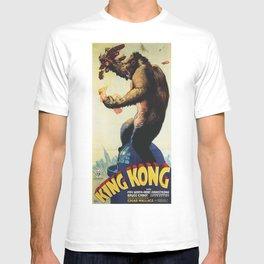 King Kong 1933 T-shirt