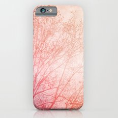 Pink, Brown and the tree iPhone 6s Slim Case
